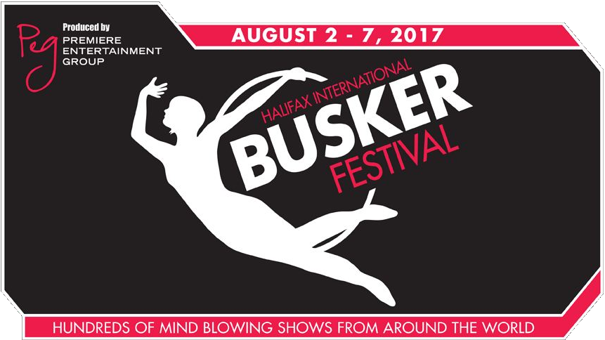 Halifax International Busker Festival.